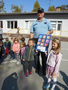 Dan policije u Dječjem vrtiću Sisak Novi