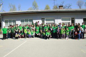 Zelena čistka – spoj rada i druženja koji svake godine privlači sve više volontera u DV Sisak Novi