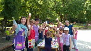 Djeca Dječjeg vrtića Sisak Novi pokazala pravi sportski duh na Olimpijskom festivalu dječjih vrtića SMŽ